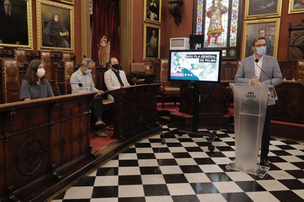 El nuevo Plan General de Palma elimina la posibilidad de urbanizar 212 hectáreas