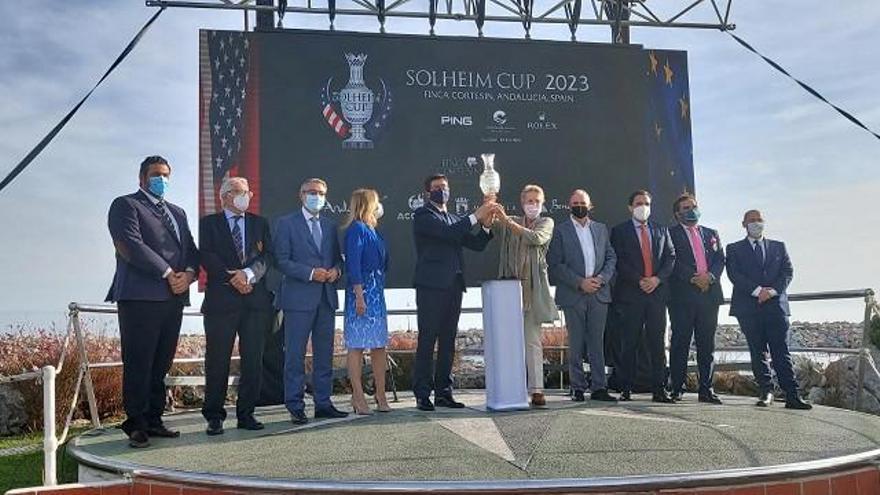 La Solheim Cup de 2023, declarada acontecimiento de excepcional interés público