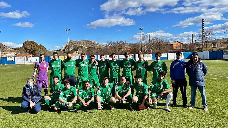 El CD Belchite 97 jugará el 'play off' de ascenso a Segunda División B