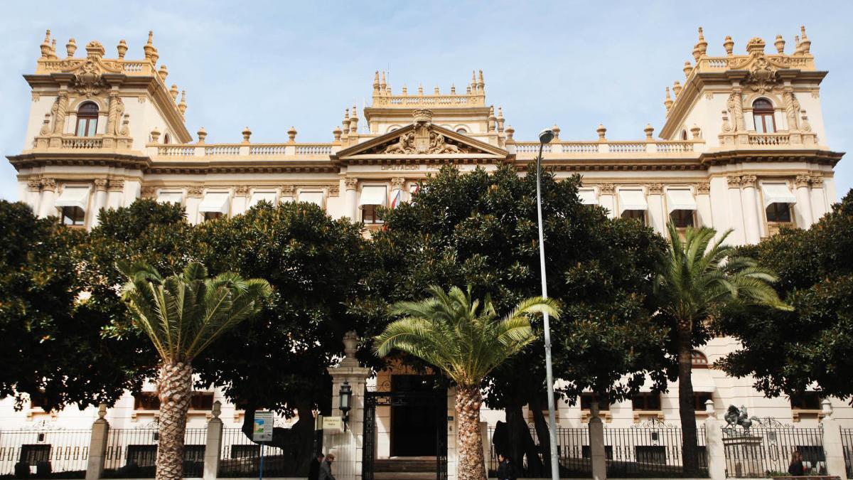 La Diputación mantiene la suspensión de actividades en los Jardines del Palacio Provincial por prevención ante la covid-19