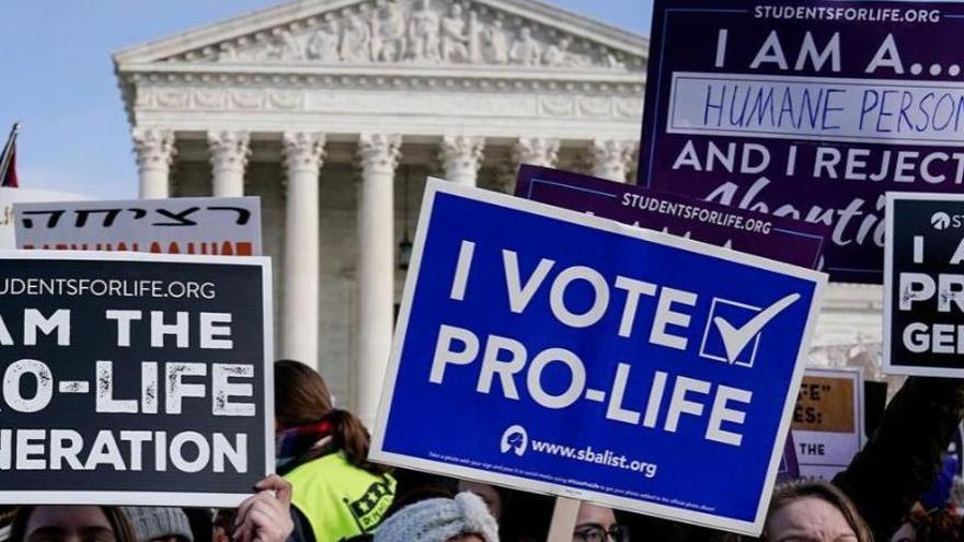 Ofensiva total contra el aborto