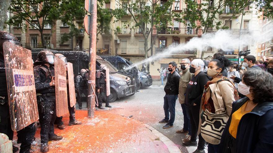 Aragonès encarregarà un nou protocol per evitar desnonaments fets per ordre judicial