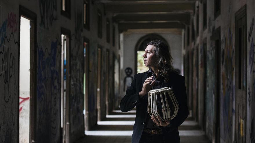 Ciro Montanari: «Vaig anar a l'Índia per la música, pel tabla hindú, estava fascinat»
