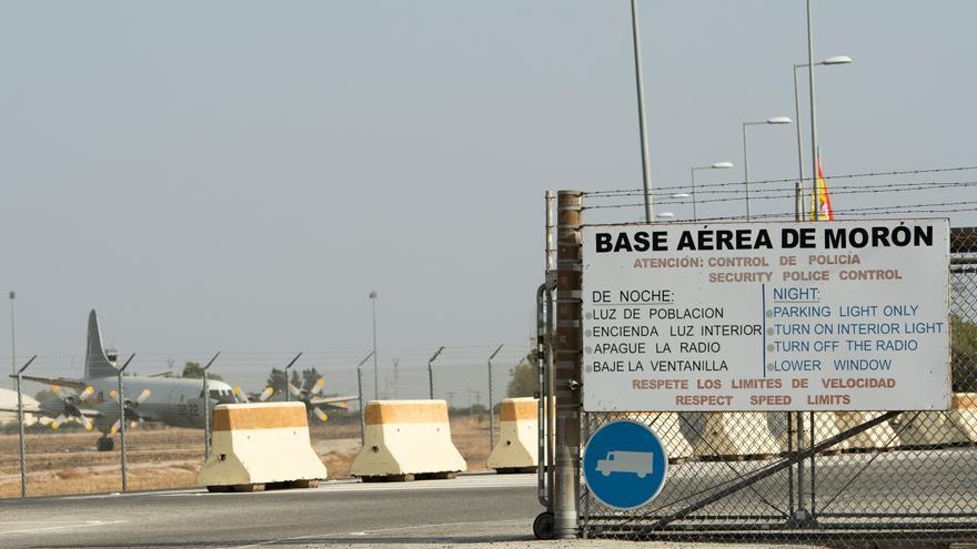Aterriza en la base de Rota un tercer avión con 220 afganos evacuados