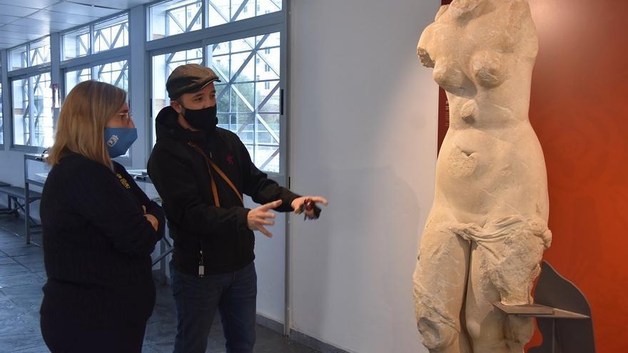 Fuengirola expone La Venus de la villa romana de la finca del Secretario