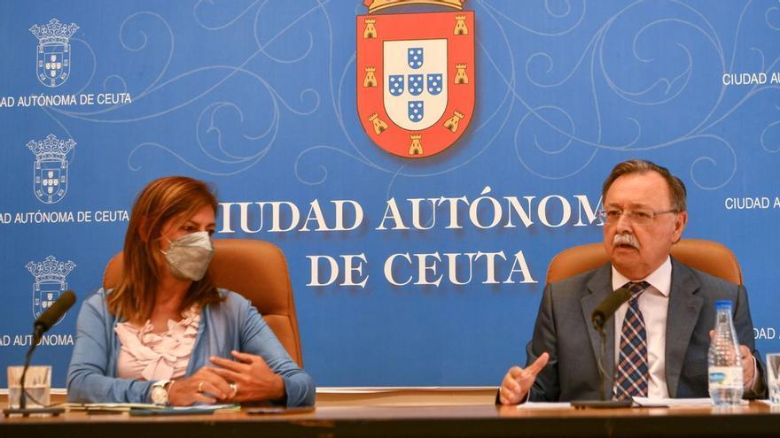 Ceuta no seguirà repatriant menors fins que hi hagi una decisió judicial definitiva