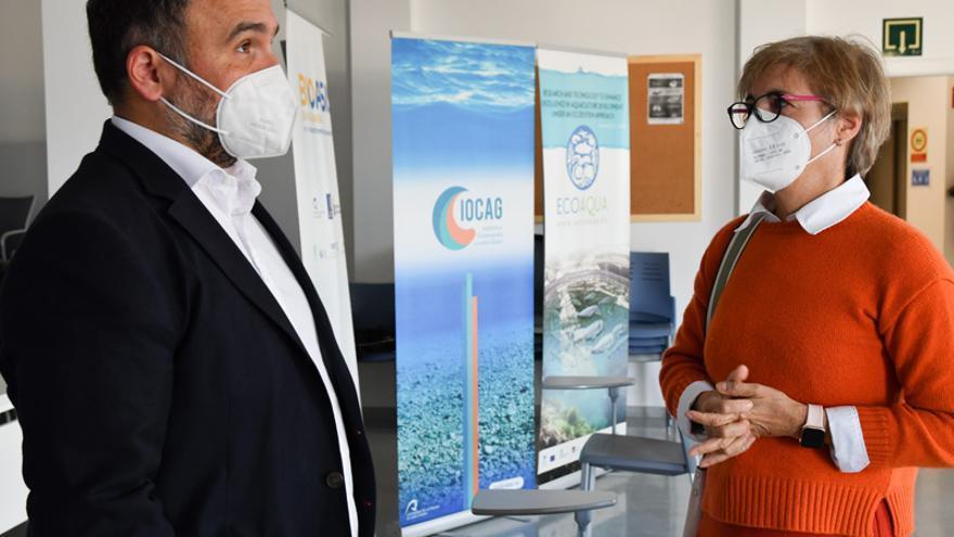 Transición Ecológica y la ULPGC potencian su colaboración para combatir el cambio climático en Canarias