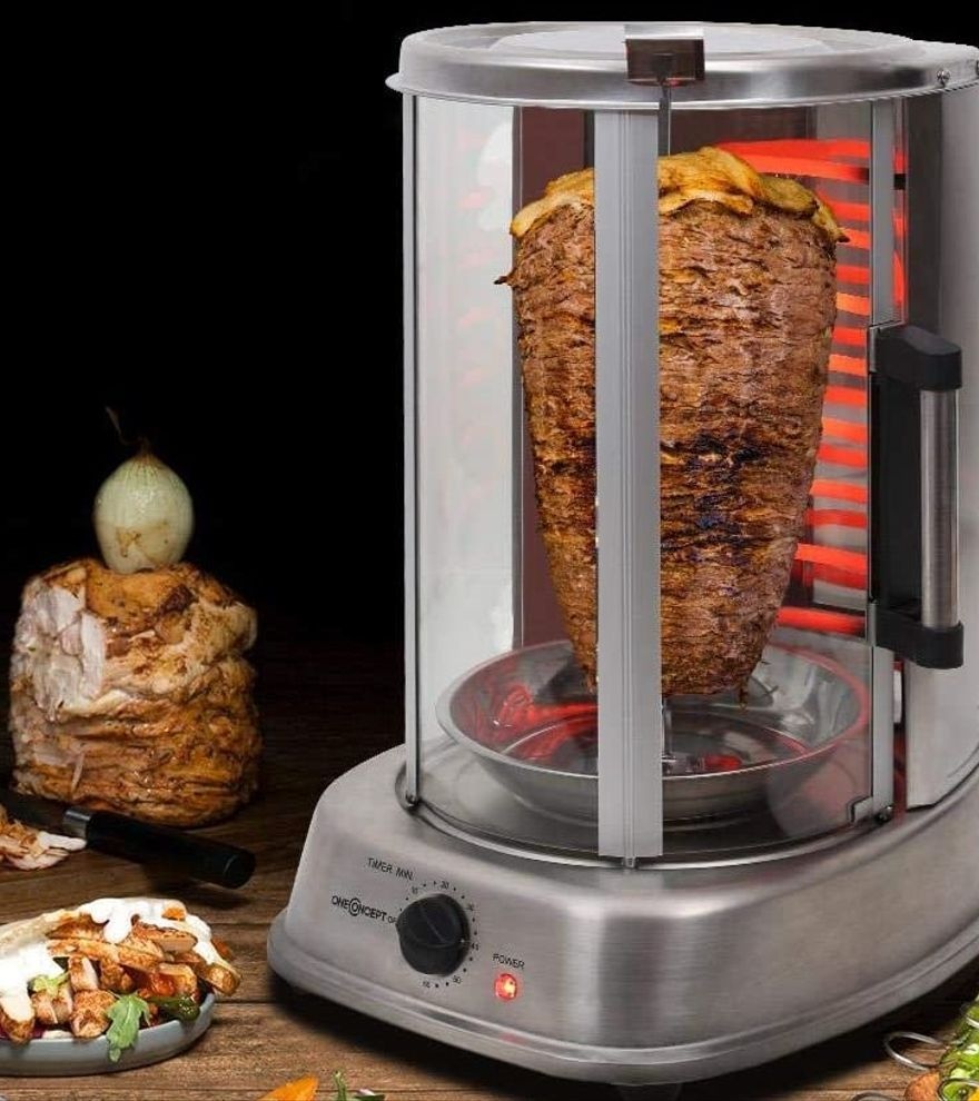 Este es el secreto para preparar un delicioso kebab casero de forma fácil y saludable