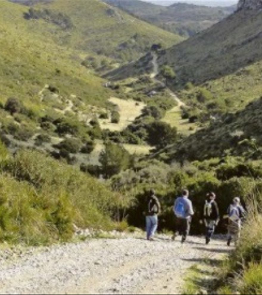 Excursión al Parc Natural de Llevant