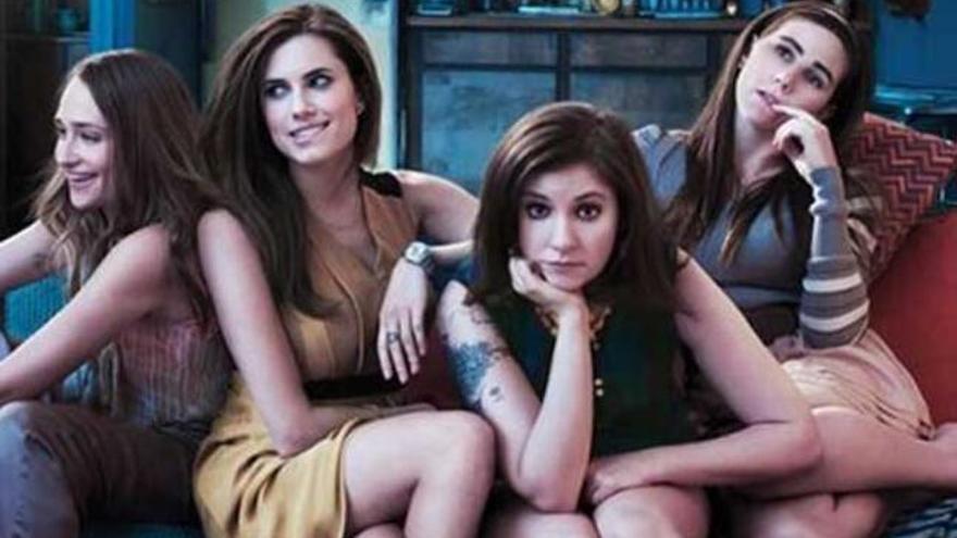 Canal + traerá a España a las 'Girls' de HBO