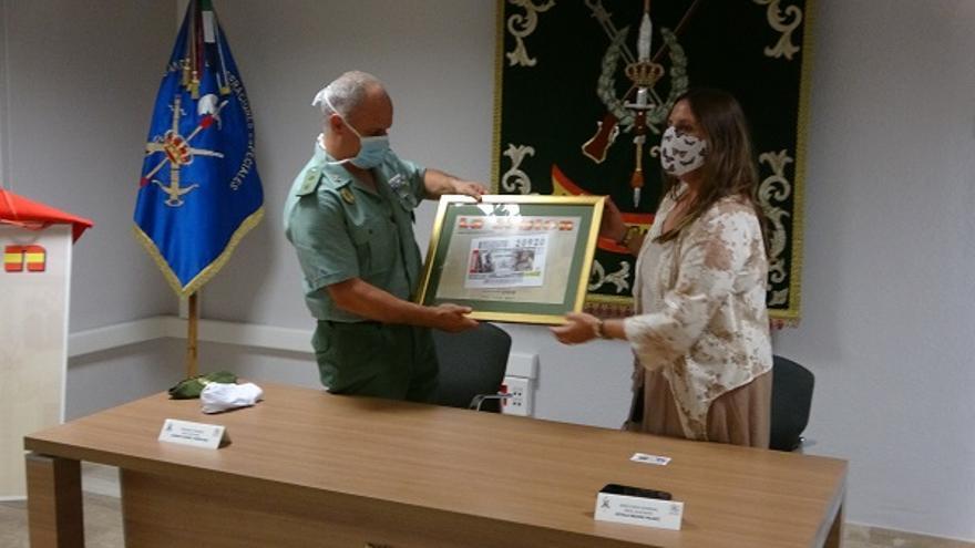 El cupón del sueldazo de fin de semana de la ONCE estará dedicado al centenario de la Legión Española