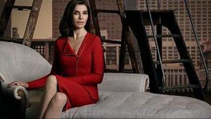 Arriba 'The Good Fight', spin-off de 'The Good Wife'
