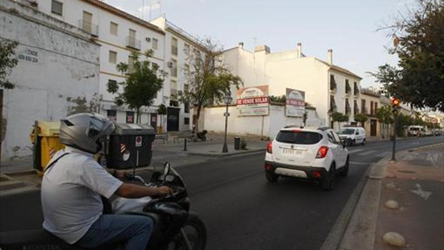 La Ribera contará con un nuevo tramo peatonal como el de la Puerta del Puente