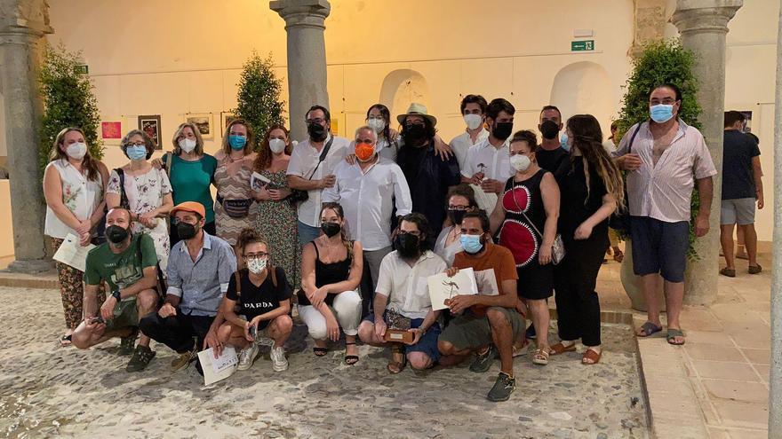 Priego clausura la Escuela Libre de Artes Plásticas