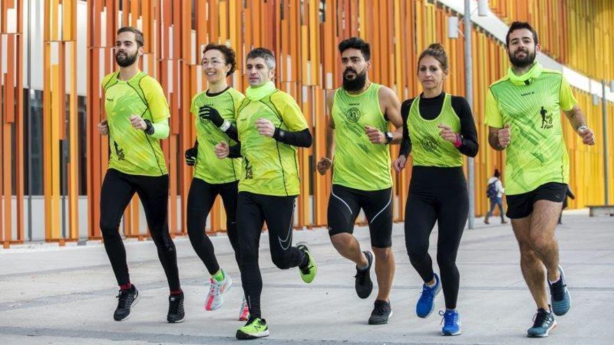 El mundo 'runner' se suma a la Rainbow Run de EL PERIÓDICO