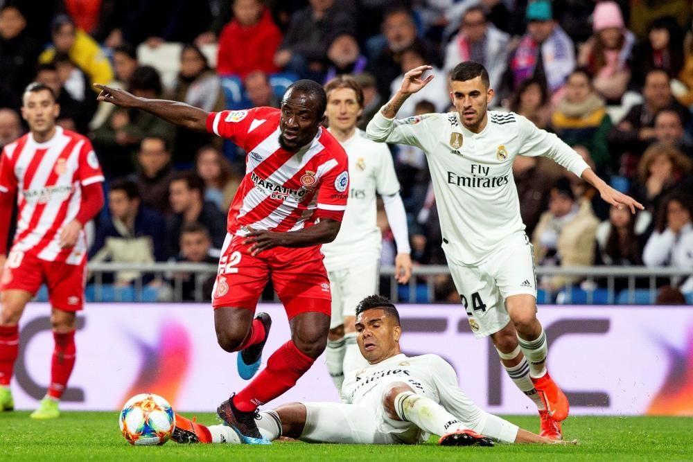 Copa del Rey : Real Madrid - Girona