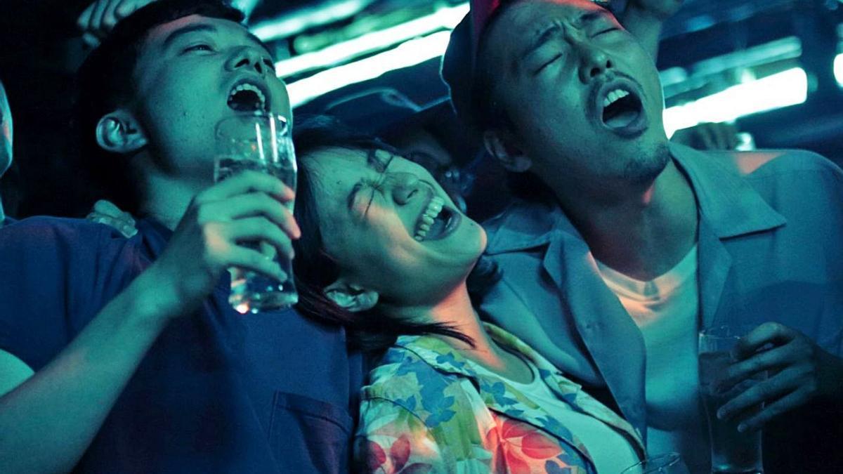 Un fotograma de 'And Your Bird Can Sing', la pel·lícula que inicia el cicle de cinema japonés.   IVC