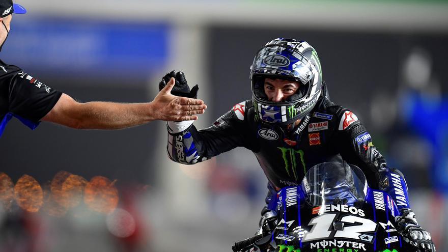 Todos contra Viñales en la segunda cita de MotoGP en Catar