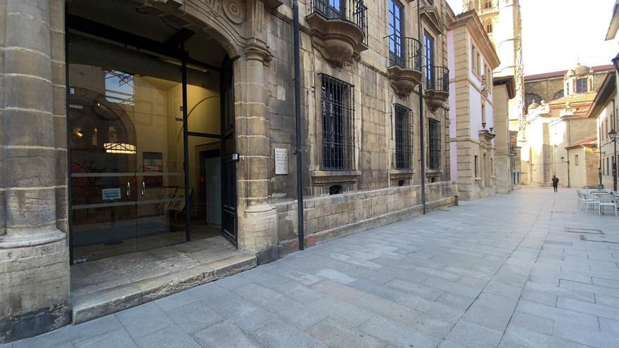 Patrimonio Oviedo: Palacio de Velarde y casa Oviedo Portal