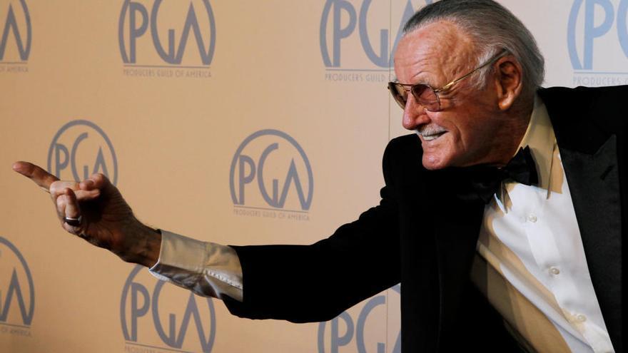 Dirt Man, el último superhéroe de Stan Lee