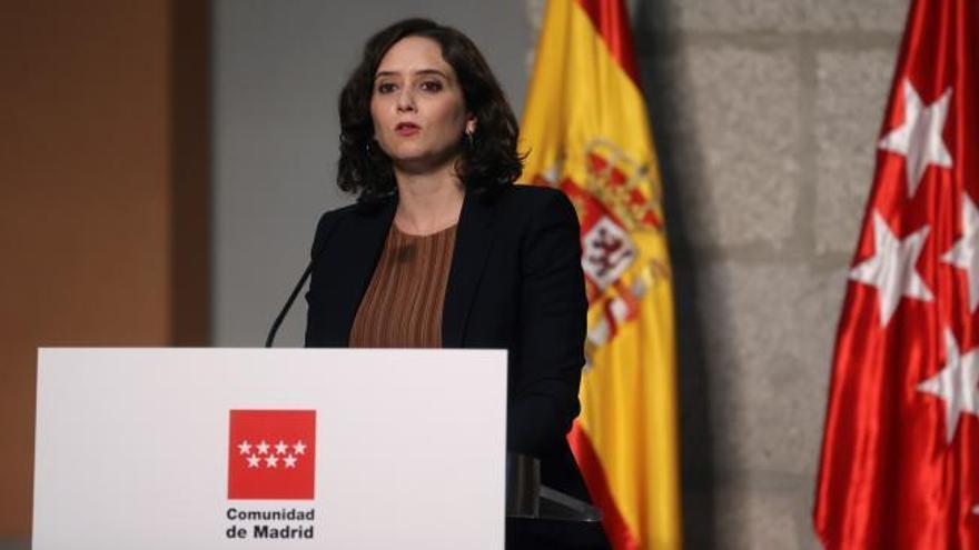 """Madrid restringe la entrada y salida de 37 zonas """"para evitar el confinamiento"""""""
