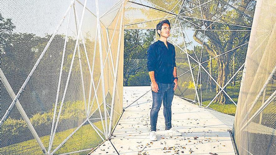 AirMesh, el diseño de Carlos Bañón premiado en Singapur