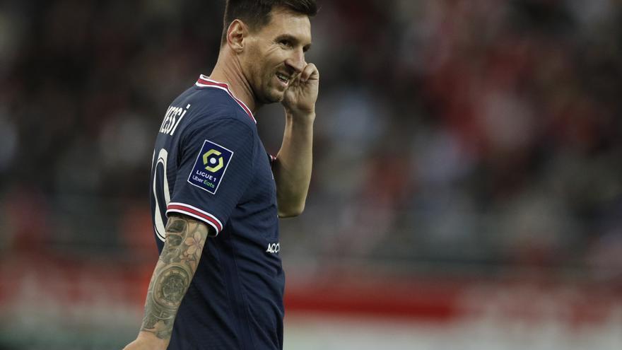 El PSG desmiente que Messi vaya a cobrar 110 millones en tres años