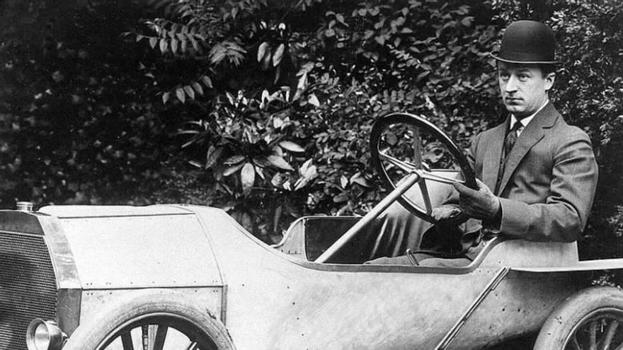 Bugatti Type 10: la historia del primer vehículo de Bugatti