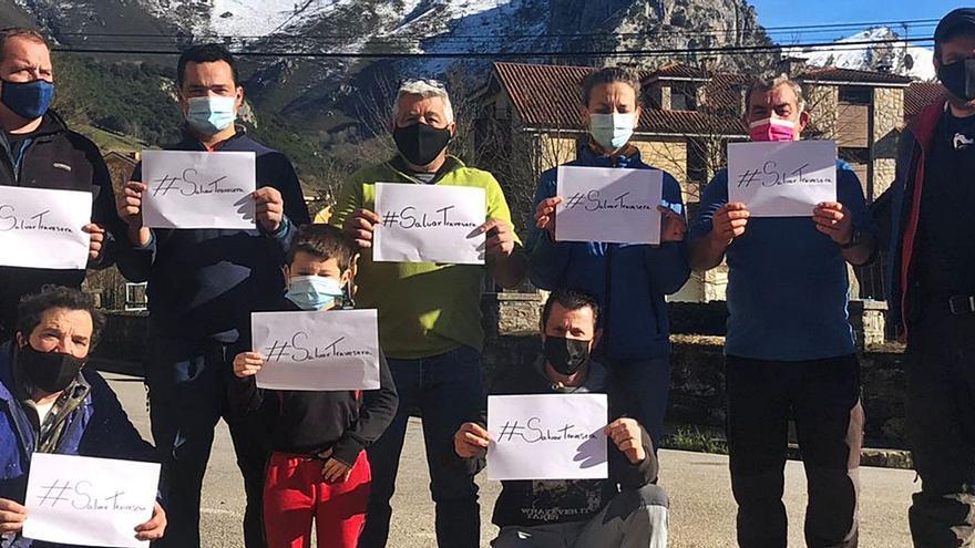 El apoyo a la Travesera moviliza a todos los sectores de la sociedad civil de la comarca