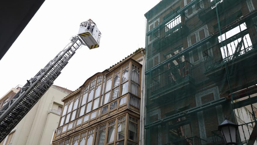 Las obras de las casas de San Torcuato y Pelayo, en Zamora capital, han de iniciarse en siete días