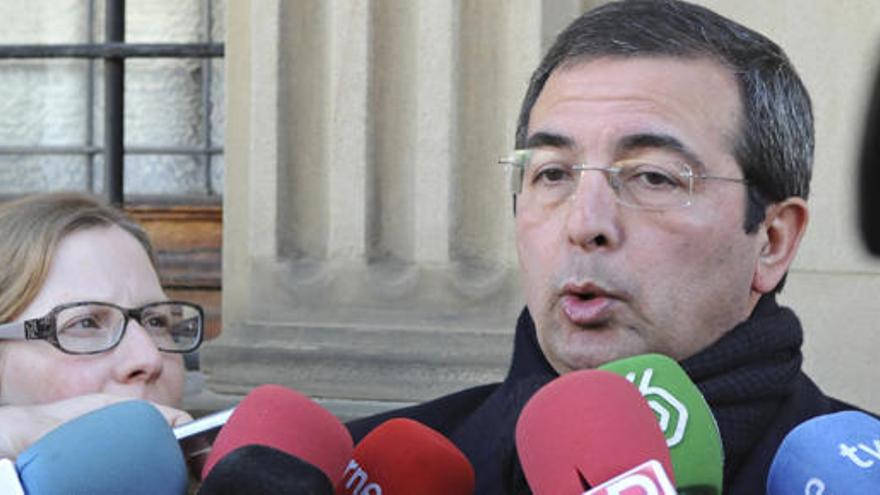 Multa de mil euros al abogado de Gago por su desaparición