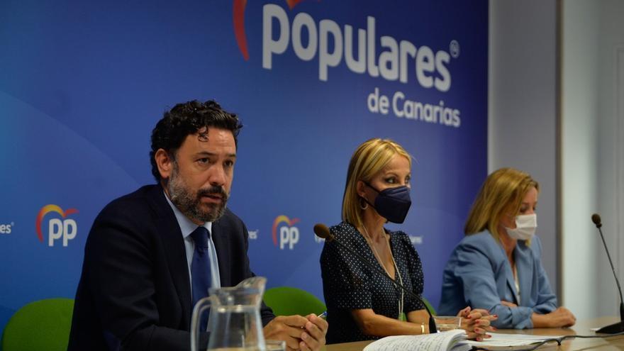 El PP de Canarias valora los Presupuestos Generales del Estado para 2022