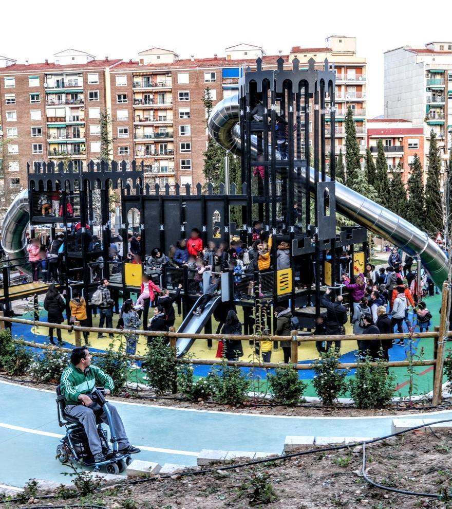 Los mejores parques infantiles de la provincia de Alicante