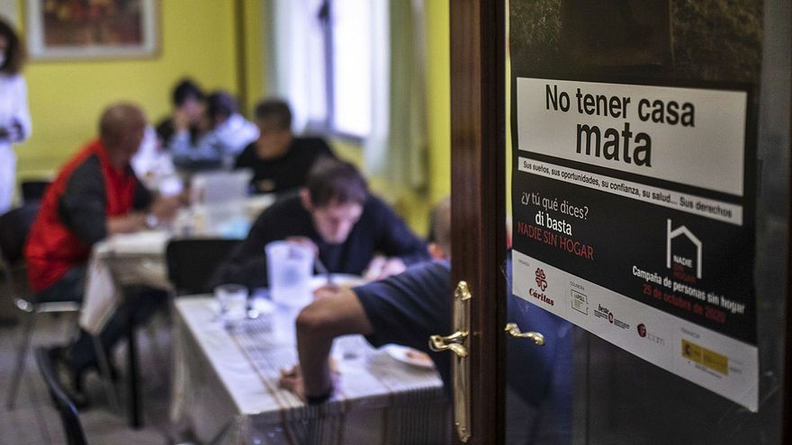 La vida al otro lado: los pobres del coronavirus en Zamora