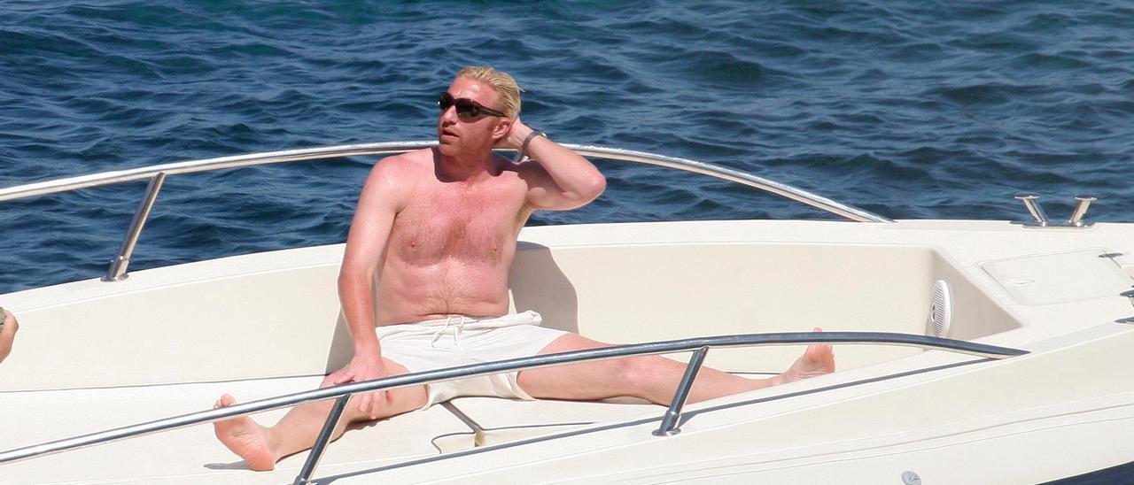 Boris Becker auf Mallorca - das ist eine lange Geschichte