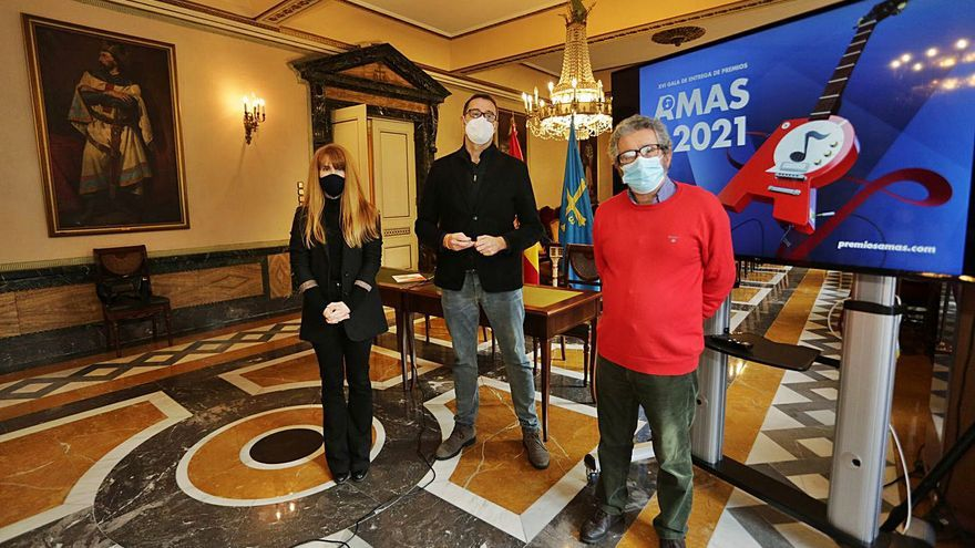"""Un total de 88 candidatos optan a los premios """"AMAS"""" de la música asturiana"""