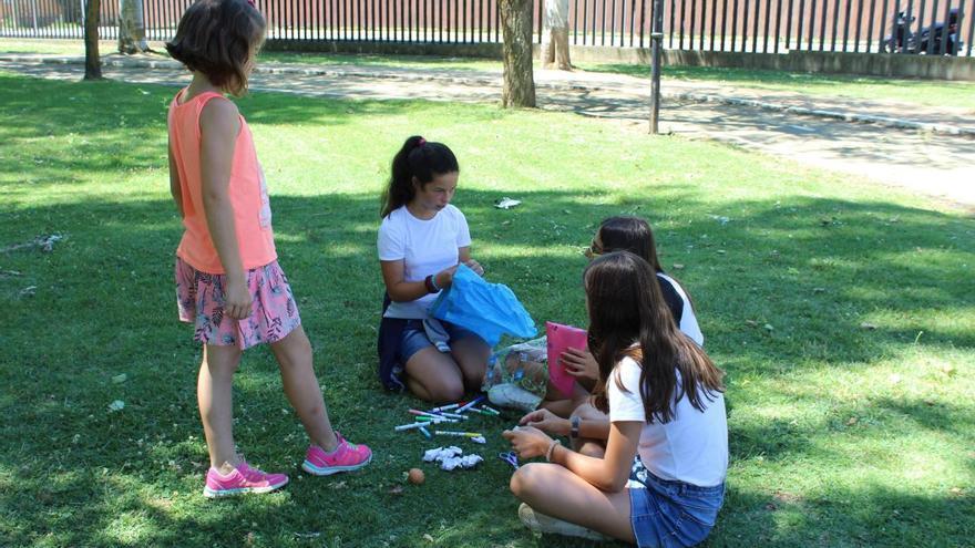 Villaralbo pone en marcha el campamento estival durante todo el mes