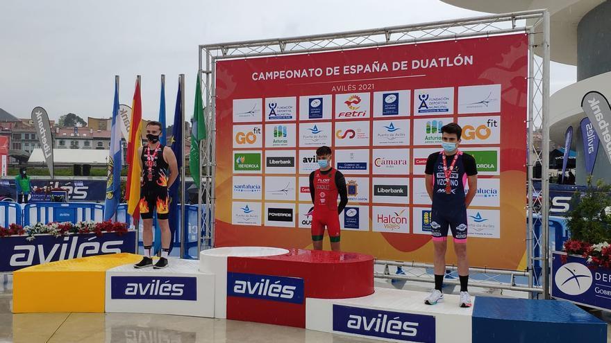 La Selección Española de Triatlón convoca a un deportista junior de Aspe