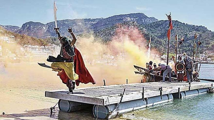 Los participantes en el Firó de Sóller podrán usar hasta dos kilos de pólvora