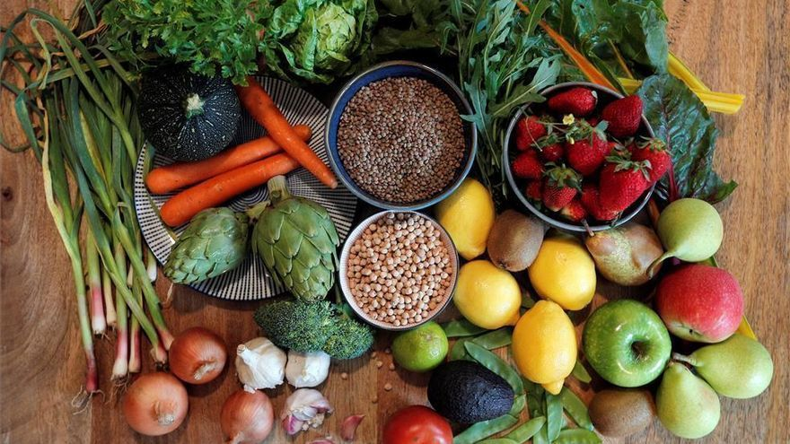 La Junta de Andalucía promueve la dieta mediterránea