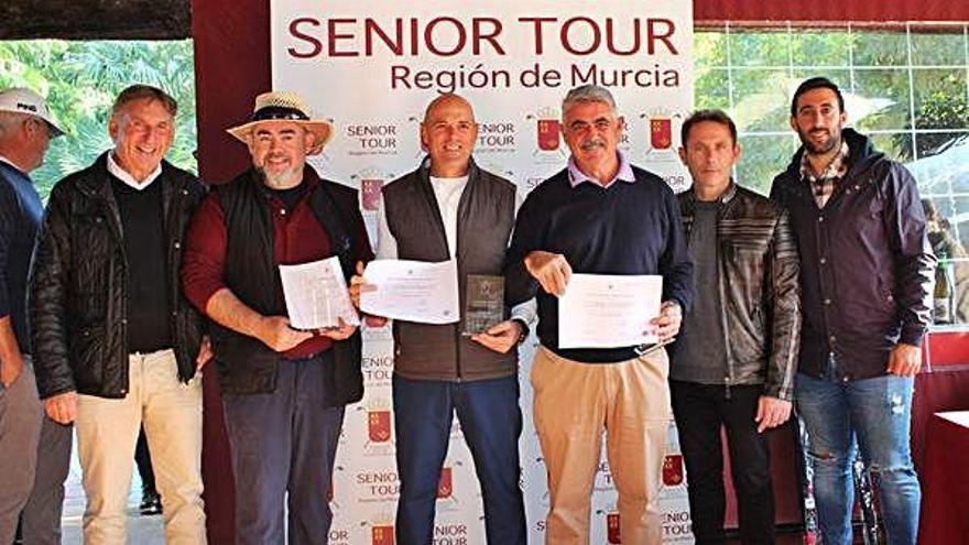 Los Senior Amateur retoman su circuito