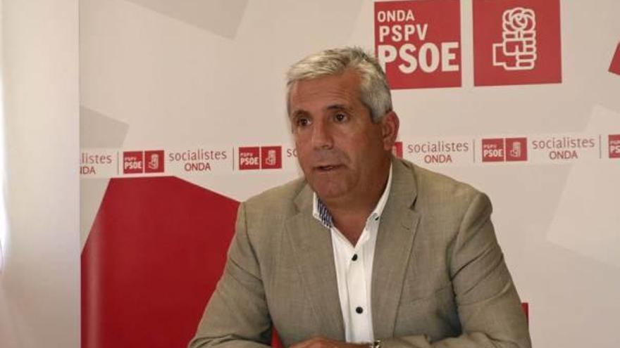 El PSPV se desvincula del censo de Villamalur y obliga a dimitir a Salvador