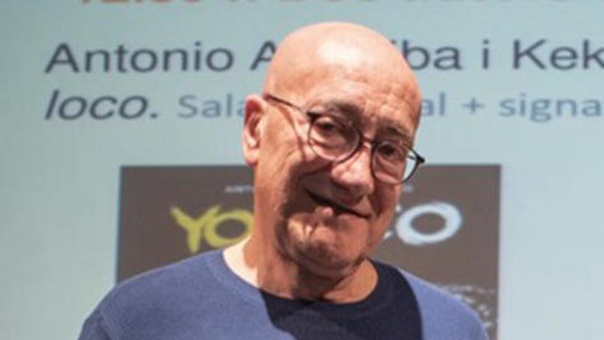 El veterano guionista Antonio Altarriba gana el Gran Premio Comic Barcelona