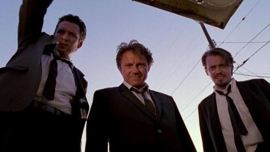 «Reservoir dogs»: el bombazo de Tarantino vuelve a los cines