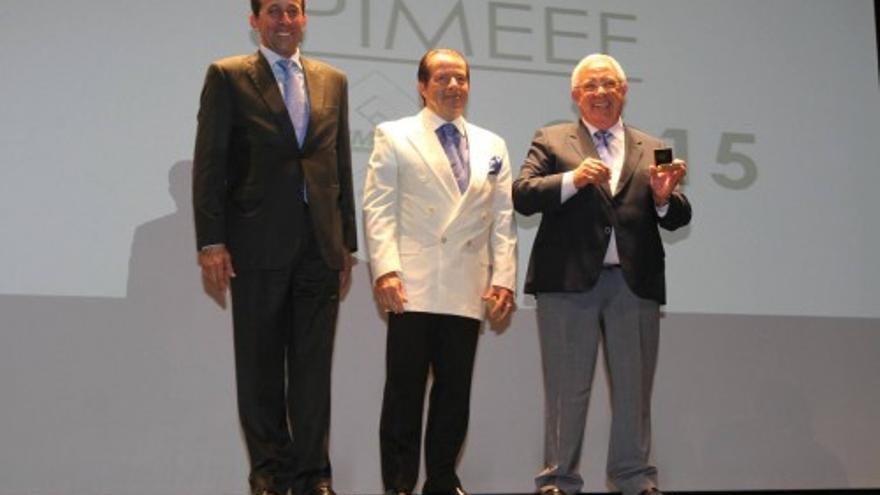 Premios de la Pimeef