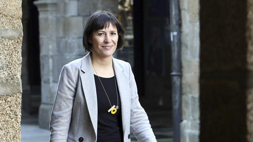 """Ana Pontón: """"Galicia quedará fóra das inversións estratéxicas do futuro coas contas xerais"""""""
