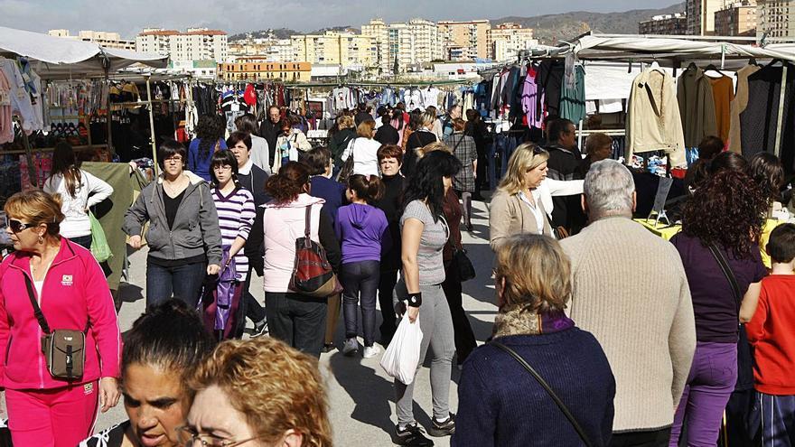 Málaga agota los 850.000 euros de ayudas a feriantes y vendedores ambulantes
