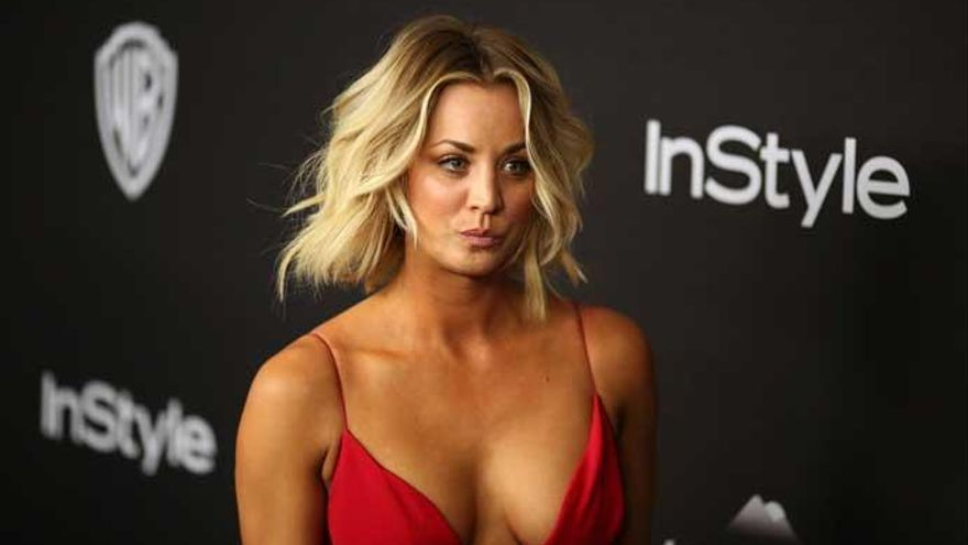 Kaley Cuoco protagonizará 'The Flight Attendant'
