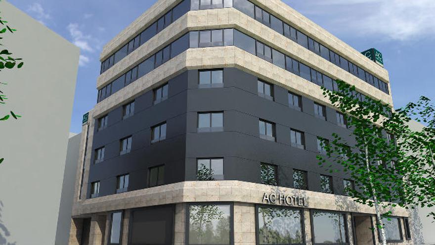La alianza empresarial que lidera Spar se lanza a rehabilitar hoteles
