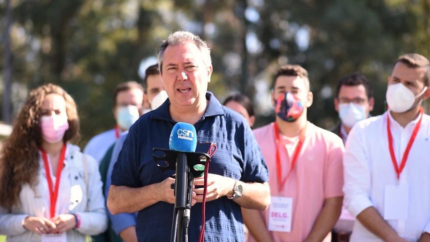 Espadas urge a Moreno a dar una respuesta antes del Debate de la Comunidad